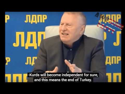 Zhirinovsky proposes to drop a nuclear bomb on the Strait of Bosphorus