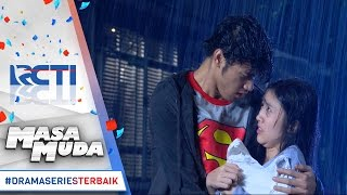 MASA MUDA - Romantis Banget Hujan Hujanan Terus Pake Kaos Couple [21 April 2017]