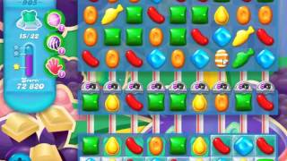 Candy Crush Soda Saga Level 905 - NO BOOSTERS