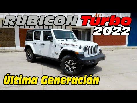 2022 - Jeep Wrangler RUBICON - Prueba / ANÁLISIS / Review