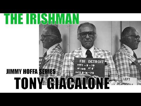 The Irishman |Tony Jack Giacalone | Detroit Mob & Jimmy Hoffa