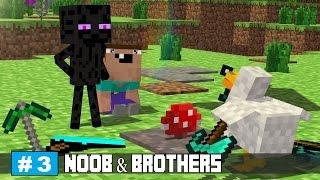 Chicken Encounter - Minecraft Animation
