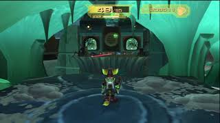Ratchet and Clank : Up Your Arsenal -47- Lawn Ninjas