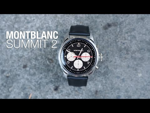 MONTBLANC SUMMIT 2 Unboxing, First Look, and Tour!