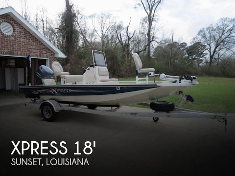 [UNAVAILABLE] Used 2014 Xpress H18B Hyper-Lift Bay in Sunset, Louisiana