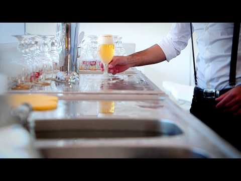 How to Pour a Beer - The 9-Step Pouring Ritual | Stella Artois World Draught Masters 2014