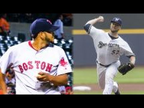 Boston Redsox vs Milwaukee Brewers | Full Game Highlights
