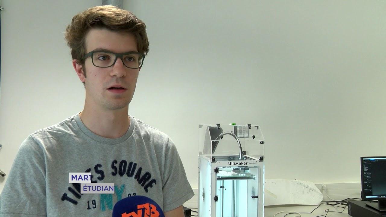 """Fab'Lab : """"le laboratoire du futur"""" de l'Estaca"""