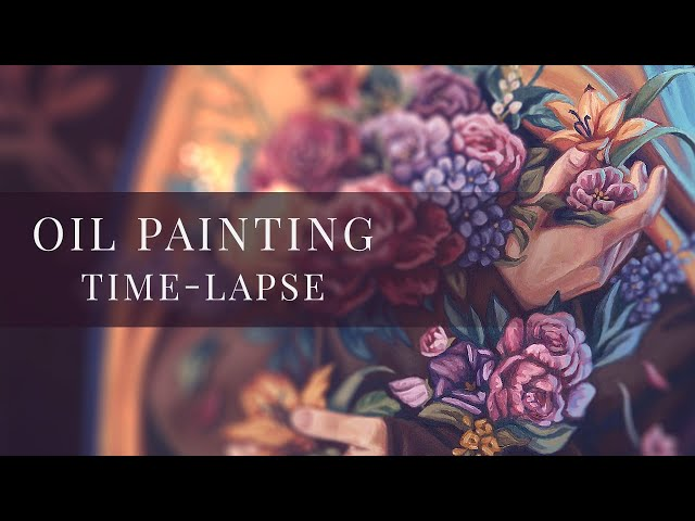 I Choose All » Oil Painting Time-lapse by Tianna Williams