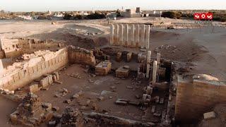 حقائق مدهشة تكشف لأول مرة من معبد اوام في مأرب ... كيف كان السبئيون يتعبدون ؟   في ضيافة سبأ