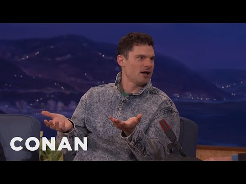 Flula Borg Did Not Enjoy His July 4th - CONAN on TBS