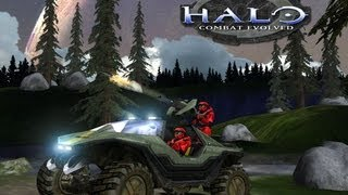 Halo with dev trainer awesome gameplay