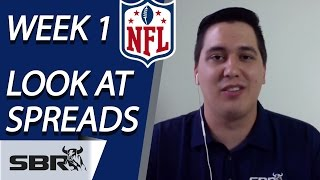 Week 1 NFL Picks: Top ATS Bets on the Board