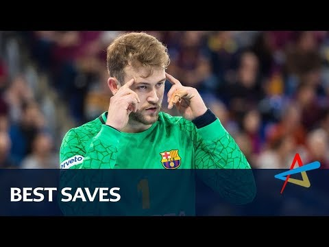 Best saves | VELUX EHF Champions League 2017/18