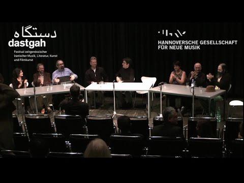 DASTGAH-Festival - Diskussion: Neue Musik im Iran