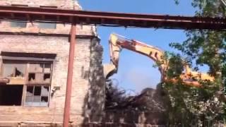 Снос зданий и сооружений(, 2014-06-02T07:06:24.000Z)