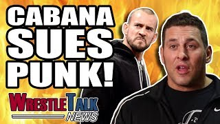 SHOCKING: COLT CABANA SUES CM PUNK FOR $1 MILLION! | WrestleTalk News Aug. 2018