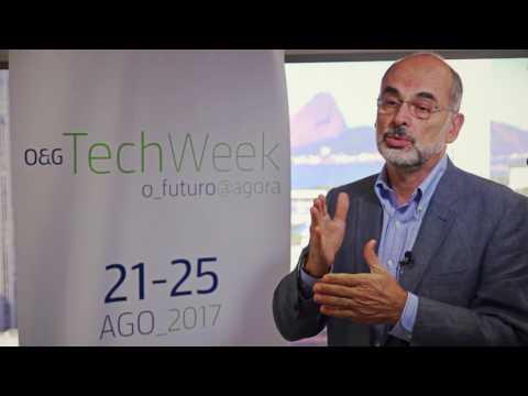 O&G Techweek: mensagem do Secretário Geral do IBP, Milton Costa Filho