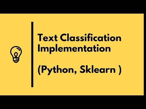 Naive Bayes Algorithm In Machine Learning Program | Text Classification Python (2018)