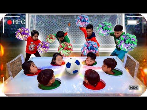 Tony | Sân Bóng Đá Kì Lạ Nhất Thế Giới  - Play Soccer With Head