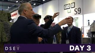 DSEI 2017 - Day 3 - delegations