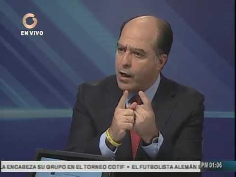 Borges: El TSJ le había quitado a Venezuela la representación de un estado en la AN