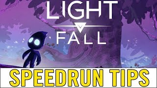 Light Fall Speedrun Tips and tricks - Light Fall Tutorial Guide, How to Speedrun   Birdalert [NEW]