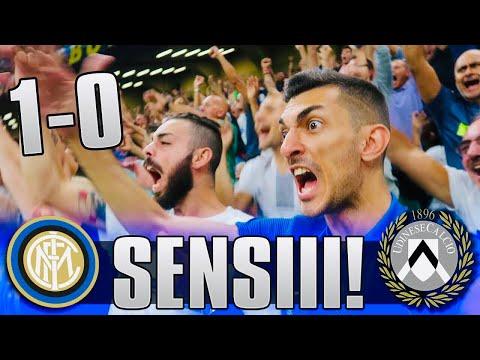 IL BOATO PER SENSI! INTER 1-0 UDINESE   LIVE REACTION SAN SIRO GOL HD