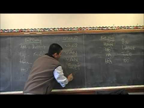 Bài Học Châm Cứu và Mạch Lý - Bài 13a