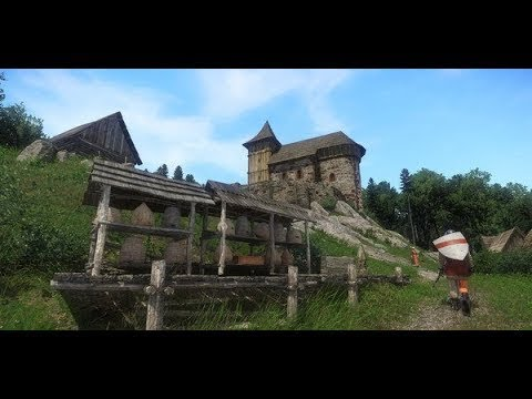 KINGDOM COME DELIVERANCE From The Ashes  - Introduction Gameplay Trailer - Medieval Open World Game |