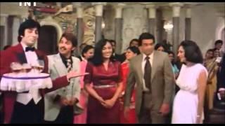 JOHN JANI JANARDAN -AMITABH BACHCHAN- BEST SONG 1981 NASSEB