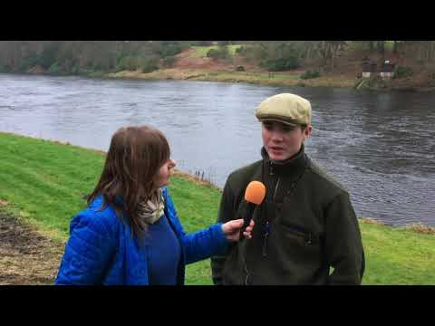 FishPal Chatted With The Youngest Ghillie On The River Tay