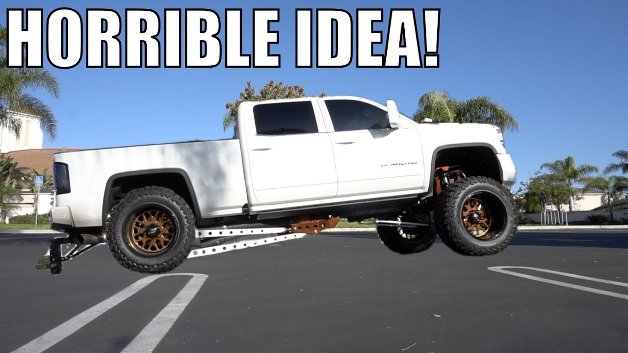 Emergency Photoshoppers Are Rushing In To Fix The Chevy Silverado