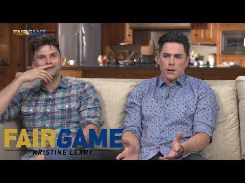 Vanderpump Rules Stars Tom Schwartz & Tom Sandoval Reveal How They Really Met   FAIR GAME