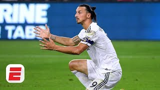 Zlatan Ibrahimovic's ego won't allow him to be a role player for Liverpool - Ale Moreno | ESPN FC