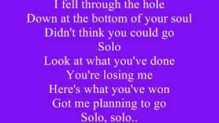 Demi lovato - solo lyrics