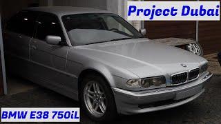 V12 BMW E38 750iL Restoration - Project Dubai: The Mechanical Bits - Part 2