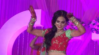 Sangeet Dance Performance (Bride Side)