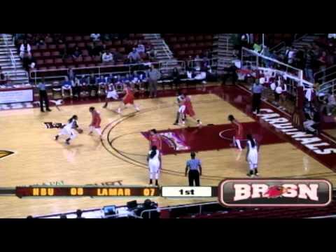 Women's Basketball: HBU Highlights