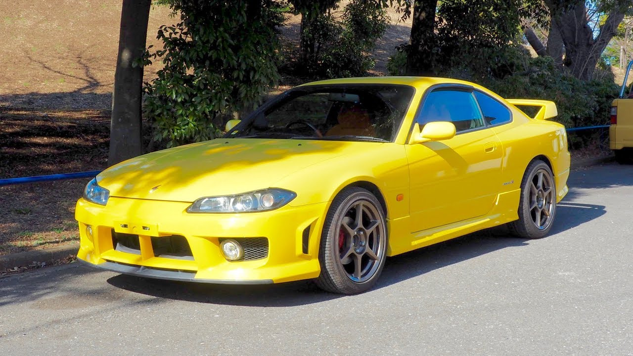2000 nissan silvia s15 turbo (estonia import) japan auction purchase