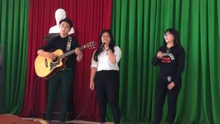 Quê Hương Việt Nam - Cover Thương Em / Ty Thi Bui - Guitar Hoàng Pe