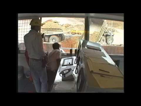Inpit Crusher at Ok Tedi Mine PNG