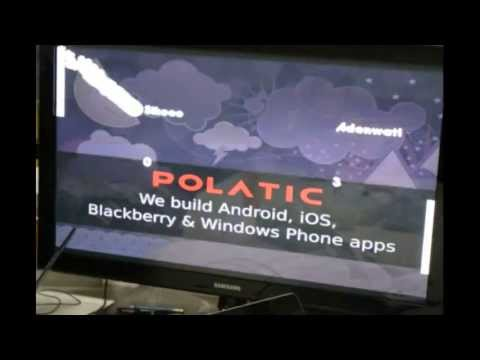 Smartphone and Digital Billboard Screen Integration using Seambro