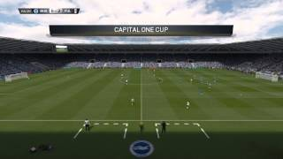 FIFA 15 Paulv2k4's FIFA 15 Gameplay Mod/Patch  second gameplay