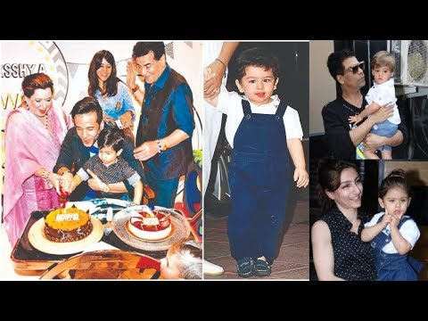 Inside Tusshar Kapoor Son Laksshya Birthday Celebration|Karan Johar