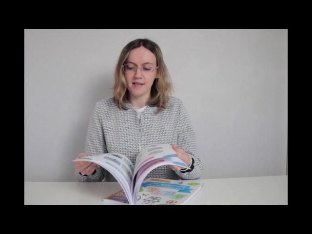 cahier ma maternelle Montessori de Larousse Editions