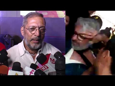 Nana Patekar On Sanjay Leela Bhansali Slapped On Padmavati Set Incident