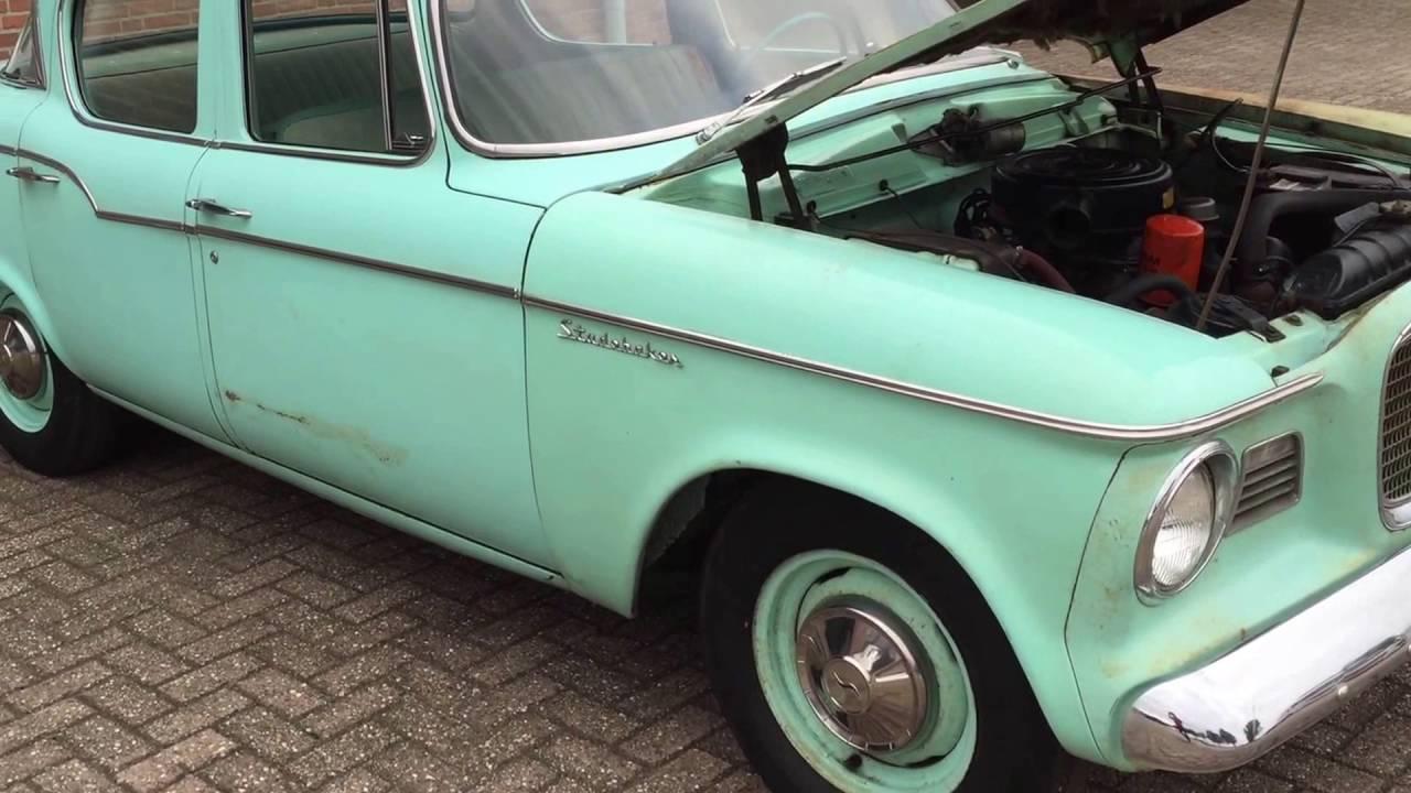 1959 Studebaker Lark V8 for sale | 27.000 mls survivor car ...