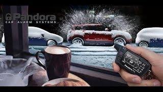 Pandora Car Alarms - Winter Is coming Light Pro Remote Start