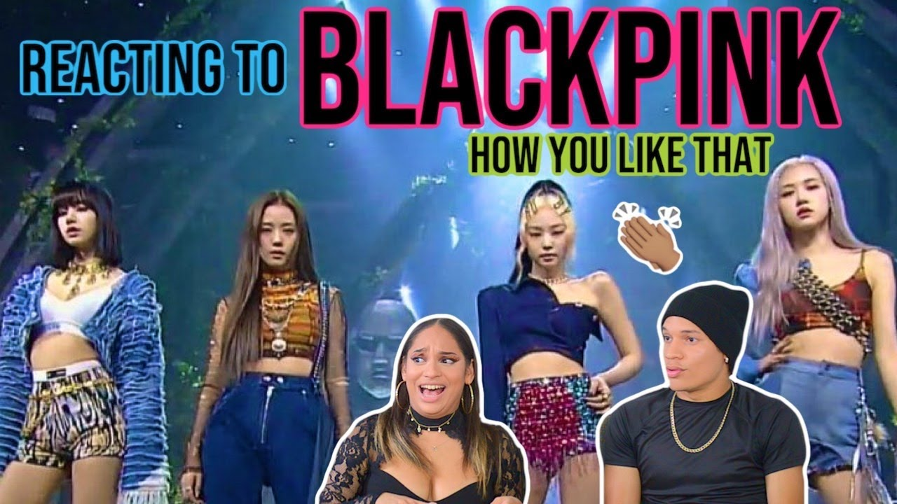Download Waleska & Efra react to BLACKPINK - 'How You Like That' 0628 SBS Inkigayo  REACTION